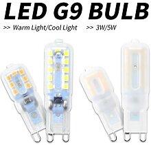 Mini lampe Led G9 épis de maïs, projecteur pour