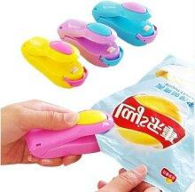 Mini pince à aliments Portable, accessoires de