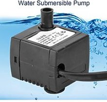 Mini-pompe à eau submersible ultra-silencieuse