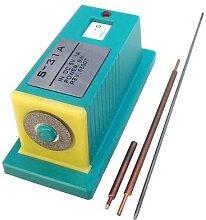 Mini ponceuse électrique pour batterie, aiguille