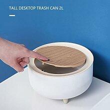 Mini poubelle de bureau de Style japonais,