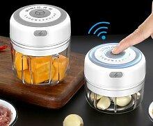 Mini presse-ail électrique pour cuisine, broyeur