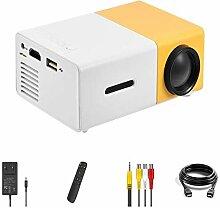 Mini Projecteur Full HD 1080P Videoprojecteur