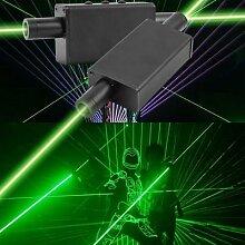 Mini projecteur Laser vert à main, lumière
