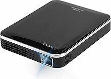 Mini projecteur, projecteur 4K Portable Mobile