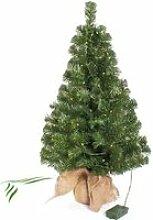 Mini sapin de Noël artificiel VARSOVIE, sac de