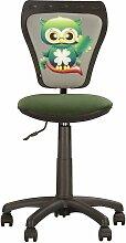 Ministyle hibou- chaise de bureau pour enfant.