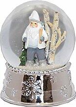 Minium Collection 20073 Boule à neige Père Noël