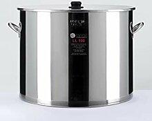 MINOX BOL10100 Bouilloire avec couvercle Inox