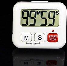 Minuterie numérique magnétique de Sport, 99