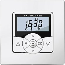 Minuteur encastré 36500012 X17345 - Rademacher
