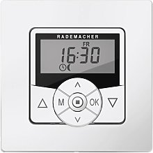 Minuteur encastré 36500312 X17347 - Rademacher