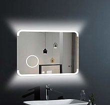 Miroir de Salle de Bain LED Talos Harmony - 80 x
