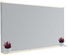 Miroir de salle de bain moderne 60x100 cm avec LED