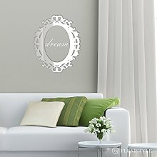 Miroir décoratif Dream 60 x 48 - Design Moderne -