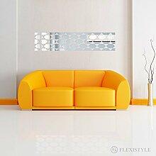Miroir décoratif Flex Geometrice, Design Moderne,