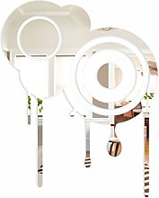 Miroir décoratif FLEXISTYLE - Design Moderne -