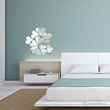 Miroir décoratif FLEXISTYLE Hearts, décoration