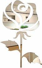 Miroir décoratif FLEXISTYLE Rose 2, Design