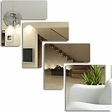 Miroir décoratif Lustro kwadraty - Design Moderne