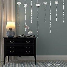 Miroir décoratif Orient 1 - Design Moderne - 3 mm