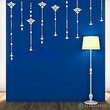 Miroir décoratif Orient 2, Design Moderne, Miroir