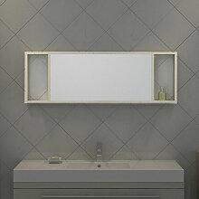 Miroir Etagere De Meuble De Salle De Bain Coloris