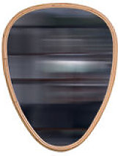 Miroir mural Ovo Medium / 58 x 75 cm - Rotin -
