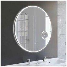 Miroir Rondinara à LED - Creazur