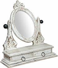 Miroir sablière pour Cadre porte photo en bois