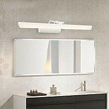 Miroir Salle de Bain Led, Lampe de Miroir