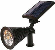 MISDD 4 LED Spotlight Lampe de pelouse EXTÉRIEUR
