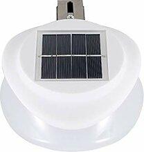 MISDD 9 LED UFO Solar Street Lights Accueil