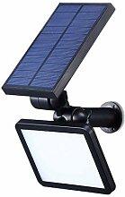 MISDD Solar Power Lamp 48 LED Solar Street