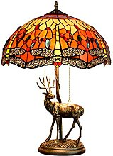 MISLD Lampe De Table Créative 16 Pouces Lampe De