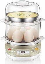 MISS Z Chaudière Mini Double Egg électrique