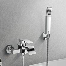 Mitigeur de Baignoire de salle de bain Robinet