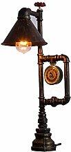 miwaimao Lampe de bureau rétro - Design steampunk