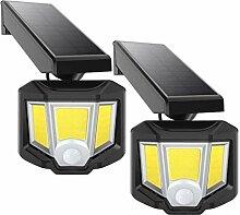 MJJLT Éclairage Solaire À LED Extérieur
