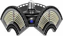 MJJLT Lampes De Garage 120W Super Lumineux LED