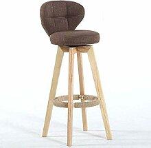 MJK Bar Chaise, Minimaliste Loisirs Chaise Retro