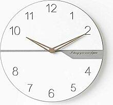 MJK Horloge Murale de Fantaisie, 12 'Horloges