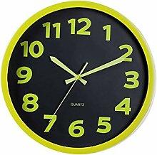 MJK Horloge Murale de Nouveauté, Horloge Murale