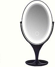 MJK Miroirs de courtoisie muraux, maquillage de