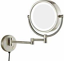 MJK Miroirs de courtoisie muraux, miroir de