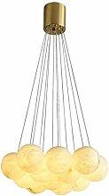 MJK Sputnik Lustre Moderne Plafonnier Branche