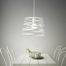 MKKM 1-Lumière Simple Salon Moderne Restaurant