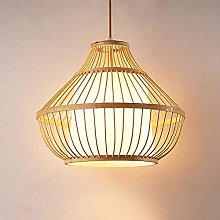 MKKM Creative Lantern Chandelier Tricoté À La