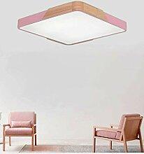 MKKM Décoratif Lustre, Lampe de Plafond, 30Cmled