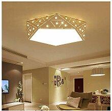 MKKM Décoratif Lustre, Lampe de Plafond, Diamant